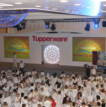 Tupperware General Event 2010